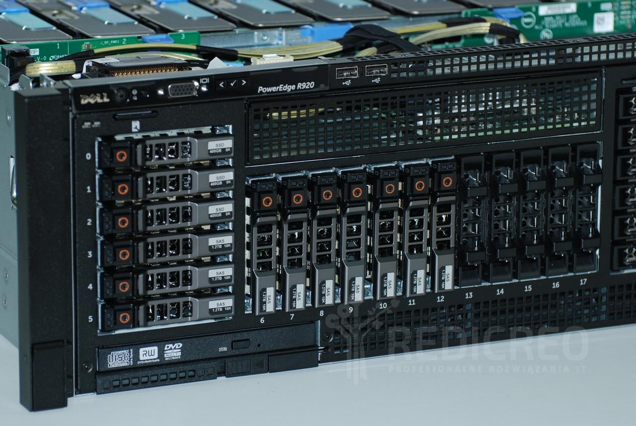 intel-xeon-e7-4820_Serwer Dell PowerEdge R920 – Redicreo